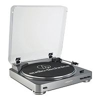 Audio-Technica Fully Automatic Belt-Drive Turntable (AT-LP60)