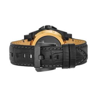 Bulova Men's GRAMMY® Awards Special Edition Precisionist Leather Watch - 98B293