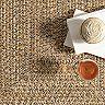 nuLOOM Braided Lefebvre Indoor Outdoor Rug