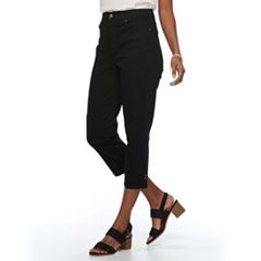 Womens Crops & Capris - Bottoms, Clothing | Kohl's