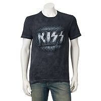 Men's KISS Band Tee
