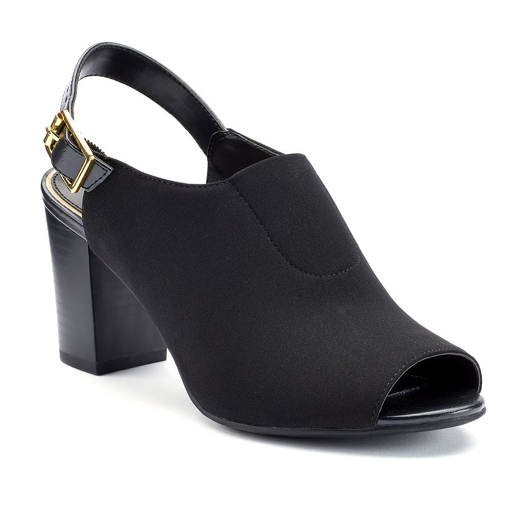 Chaps Wadley Women's Mule High Heels