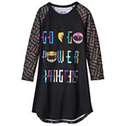 Girls 4-12 Power Ranger 'Go Go Power Rangers' Nightgown