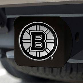 FANMATS Boston Bruins Black Trailer Hitch Cover