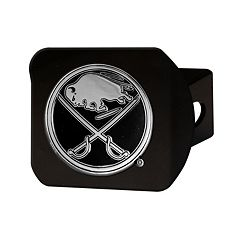 FANMATS Buffalo Sabres Black Trailer Hitch Cover