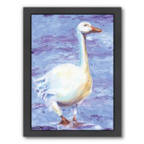 Americanflat Mable Framed Wall Art