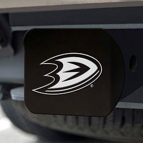 FANMATS Anaheim Ducks Black Trailer Hitch Cover