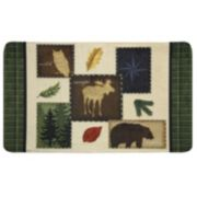 Bacova Explore Memory Foam Bath Mat