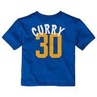 Baby adidas Golden State Warriors Stephen Curry Whirlwind Tee
