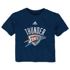 Baby adidas Oklahoma City Thunder Logo Tee