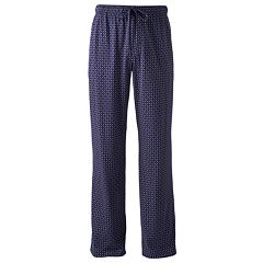 Big & Tall Croft & Barrow® True Comfort Knit Lounge Pants
