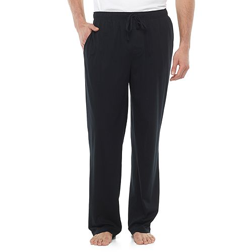 ce955a8160 Big & Tall Croft & Barrow® True Comfort Knit Lounge Pants