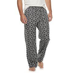 Big & Tall Croft & Barrow® True Comfort Knit Lounge Pants