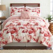 Florentina Printed Reversible Comforter Set