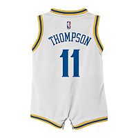 Baby adidas Golden State Warriors Klay Thompson Jersey Bodysuit