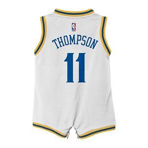 Baby adidas Golden State Warriors Klay Thompson Jersey Bodysuit