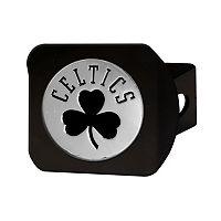 FANMATS Boston Celtics Black Trailer Hitch Cover
