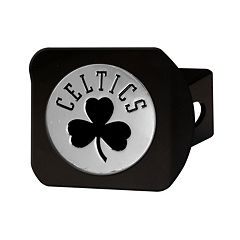 FANMATS Boston Celtics Black Trailer Hitch Cover
