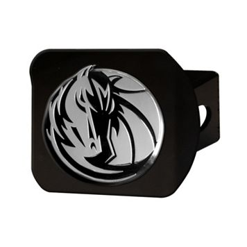 FANMATS Dallas Mavericks Black Trailer Hitch Cover
