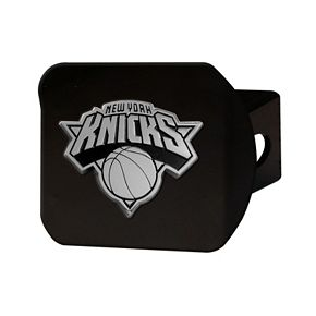 FANMATS New York Knicks Black Trailer Hitch Cover