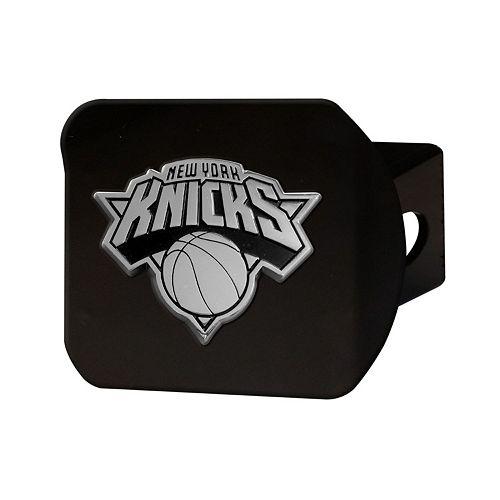 FANMATS New York Knicks Black Trailer Hitch Cover