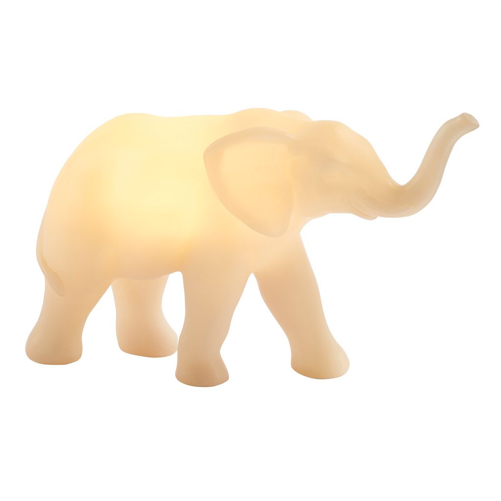Simple By Design Elephant Table Lamp