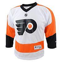 Baby Reebok Philadelphia Flyers White Replica Jersey