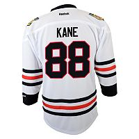 Baby Reebok Chicago Blackhawks Patrick Kane White Replica Jersey