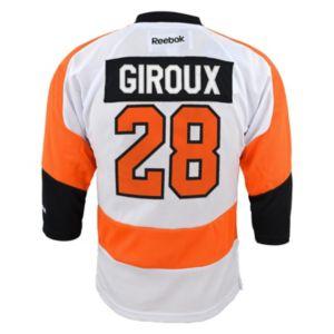 Baby Reebok Philadelphia Flyers Claude Giroux White Replica Jersey