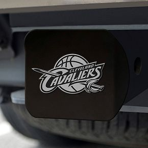 FANMATS Cleveland Cavaliers Black Trailer Hitch Cover
