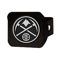 FANMATS Denver Nuggets Black Trailer Hitch Cover