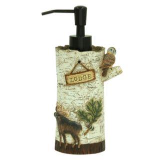 Bacova Lodge Memories Soap Dispenser