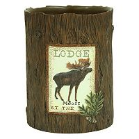 Bacova Lodge Memories Wastebasket