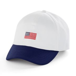 Women's Under Armour Renegade Embroidered American Flag Baseball Cap