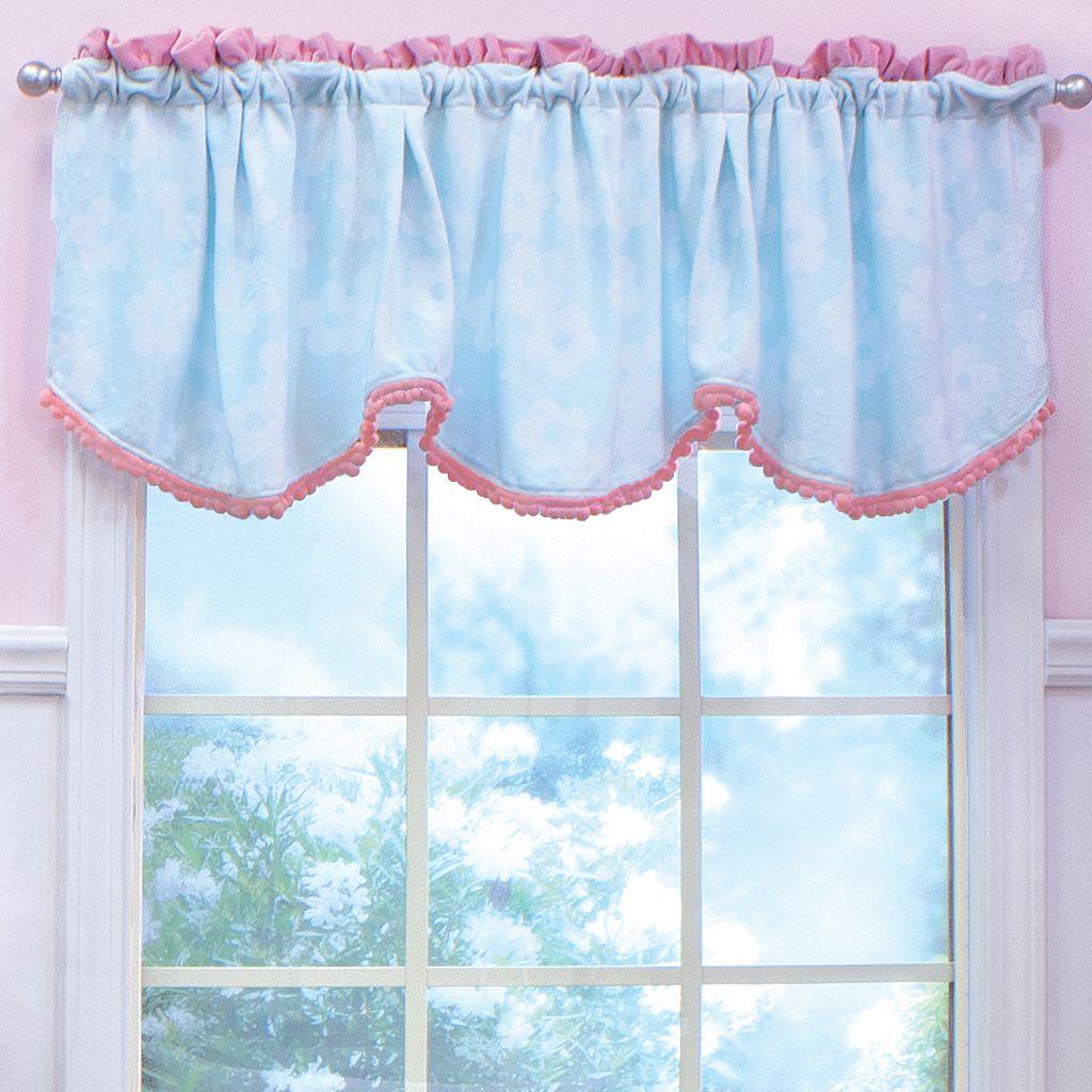 Nurture Butterfly Wings Window Valance