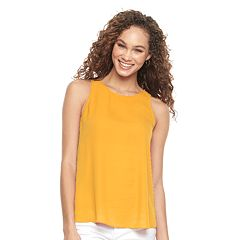Womens Yellow Shirts & Blouses - Tops, Clothing | Kohl's