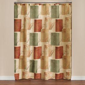 Saturday Knight, Ltd. Tranquility Shower Curtain