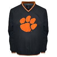 Men's Franchise Club Clemson Tigers Elite Windshell Jacket