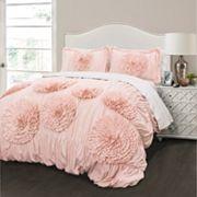 Serena 3 pc Comforter Set