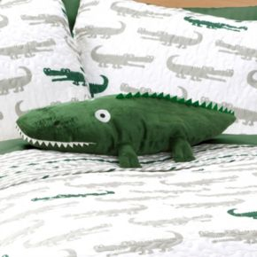 Alligator Quilt Set