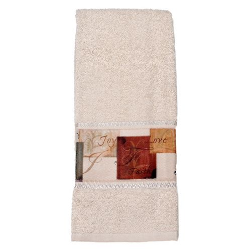 Saturday Knight, Ltd. Tranquility Printed Hand Towel