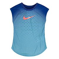 Girls 4-6x Nike Gradient Tee