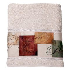 Saturday Knight, Ltd. Tranquility Printed Bath Towel