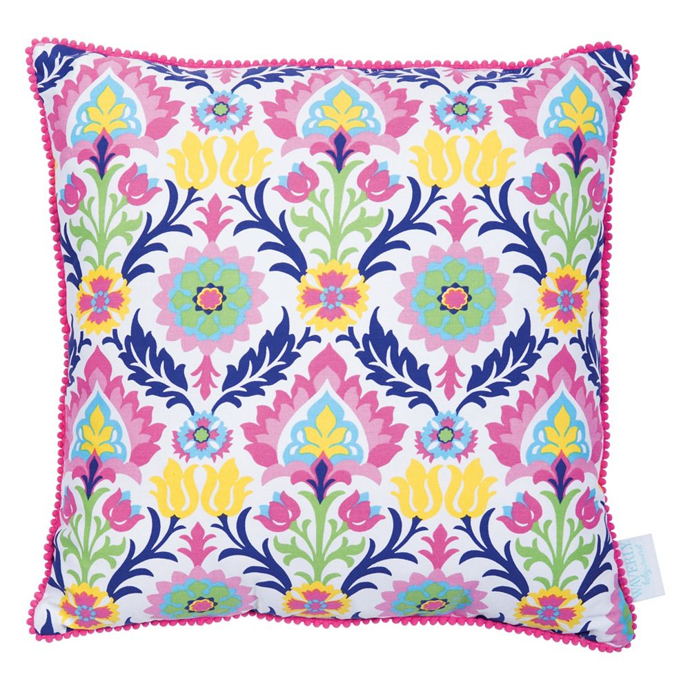 Waverly Baby by Trend Lab Santa Maria Decorative Pillow