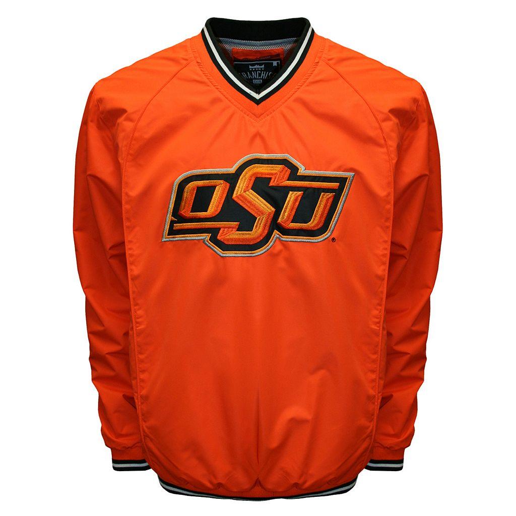 Men's Franchise Club Oklahoma State Cowboys Elite Windshell Jacket