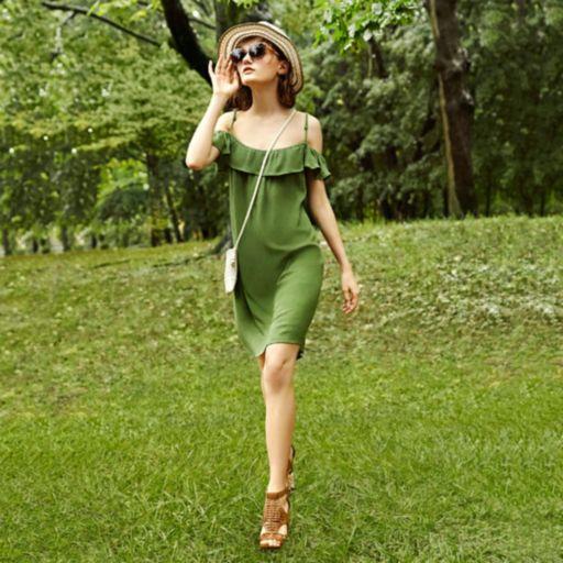 madden NYC Women's Lace Panama Hat