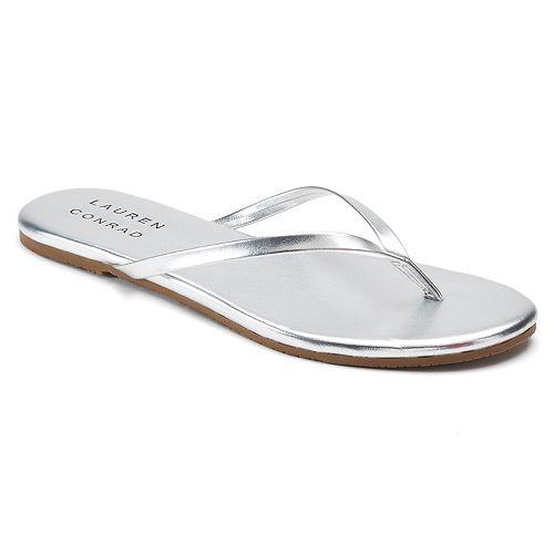LC Lauren Conrad Pixii Women's Flip Flops