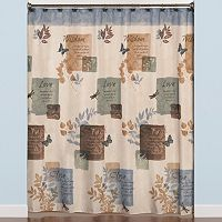 Saturday Knight, Ltd. Faith Shower Curtain