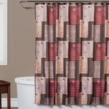 Saturday Knight, Ltd. Grace Shower Curtain