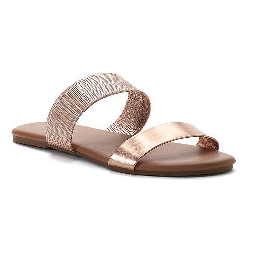 LC Lauren Conrad Firefli Women's Sandals